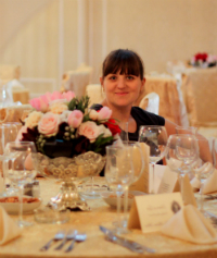 Andreea Munteanu, organizator de nunta