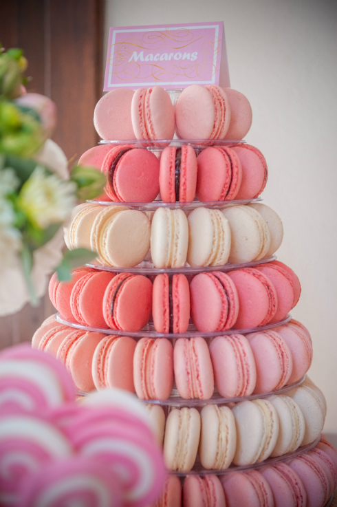 Macarons - Grace Couture Cakes