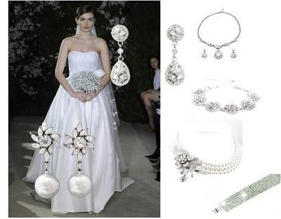 bijuterii de mireasa glamour