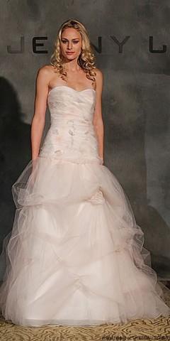 rochie de mireasa blush