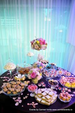 Candy-bar la nunta
