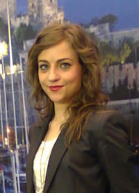 Alina Taflan, Sales Manager HasHas Travel
