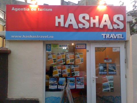 Agentia de turism HasHas Travel