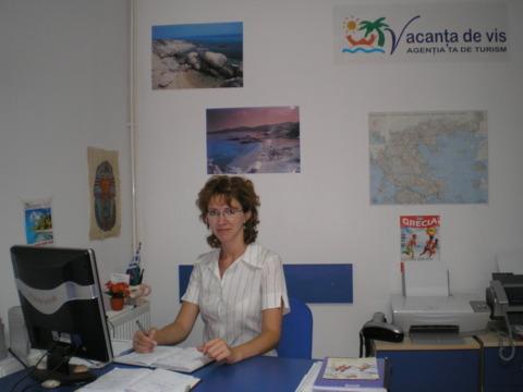 Agentia de turism Vacanta de vis