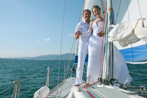 nunta la bordul unei croaziere