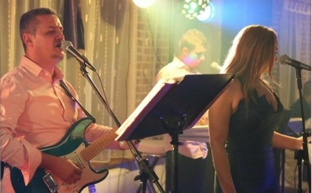 Crystal Band, muzica pt nunti