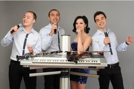 Trupa Vis, muzica de petrecere pt nunti