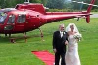 Elicopter de inchiriat pentru nunta