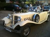 Masina de epoca pt nunta