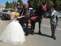 Trasura de inchiriat pentru nunta