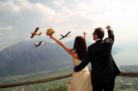 Elicopter pentru nunta de inchiriat