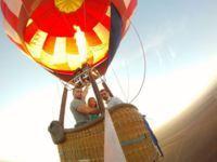Zbor cu balonul cu aer cald