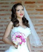 Andreea Stanciucu mireasa