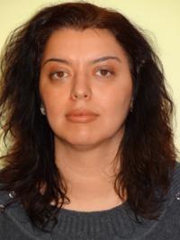 Cristiana Alexandra Levitchi, psiholog