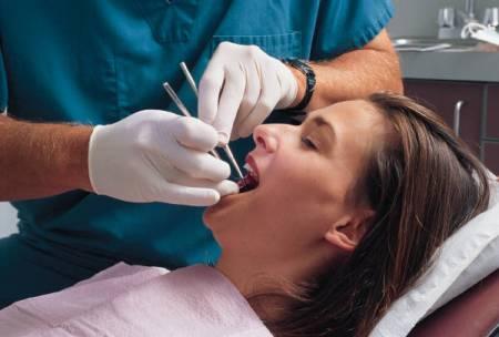 viitoare mireasa la dentist