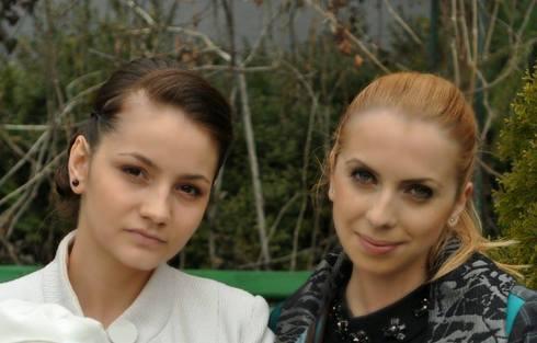 Alexandra si Ioana