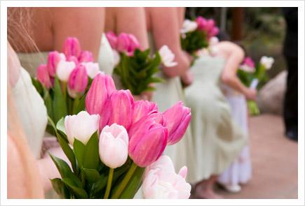 flori de nunta de sezon