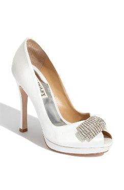 pantofi de mireasa cu cristale
