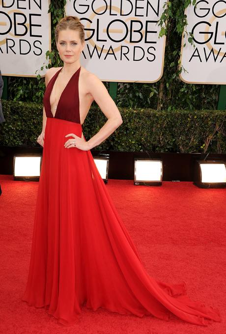 Amy Adams; designer: Valentino