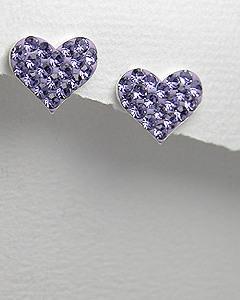 cercei-argint-inimioare-mov-cristale