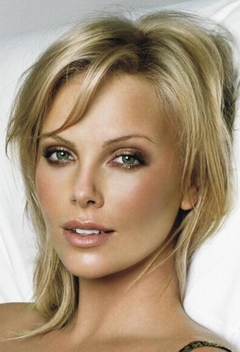 Charlize Theron makeup