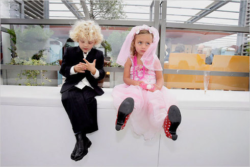 Cum sa distrezi copiii la nunta