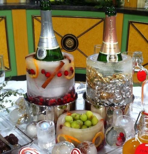 Vase de gheata pentru nunti