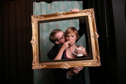Album photobooth pentru nunta