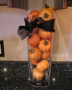 Decoratiuni nunta de Halloween