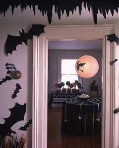 Decoratiuni neobisnuite nunta Halloween