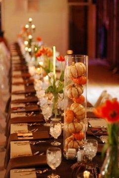 Aranjamente la mese la nunta de Halloween