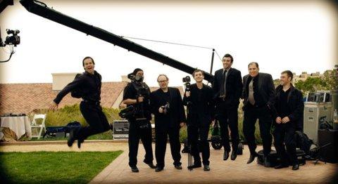 Echipa de filmare a lui David Robin