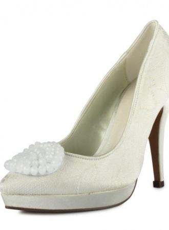 pantofi de mireasa clasici