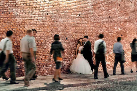 Adina Dumitrescu, fotograf de nunta