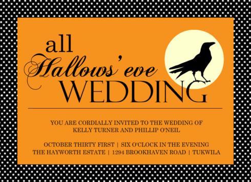 Nunta de Halloween
