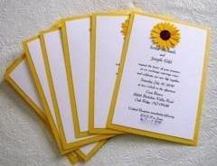 Idei de invitatii de nunta