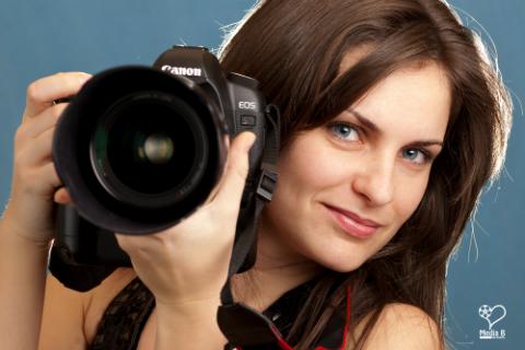 Raluca Balaban, fotograf Media B