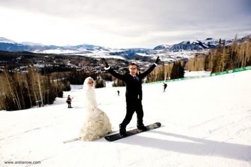 Miri pe snowboard