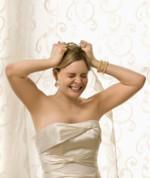 Stresul din ziua nuntii