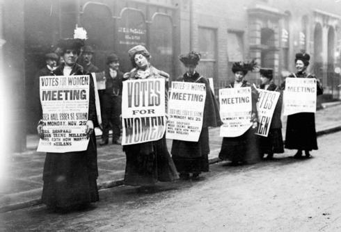 Emanciparea femeilor