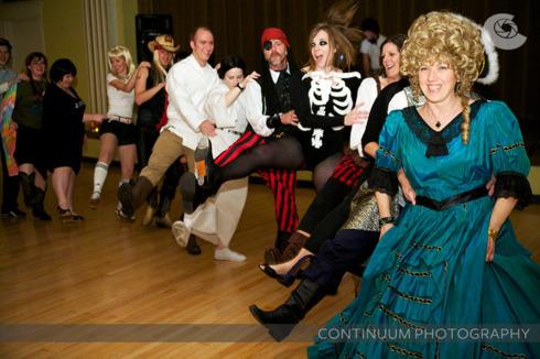 Petrecere de nunta de Halloween