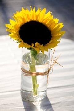 Decor cu floarea soarelui