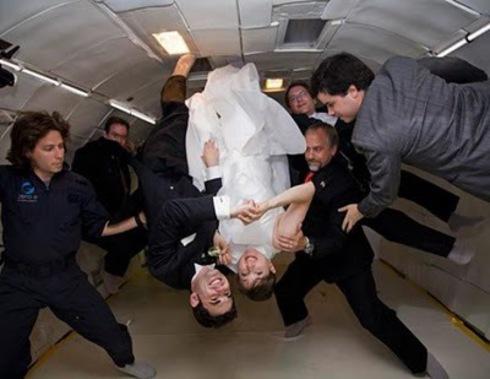 Nunta fara gravitatie