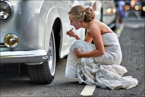 Sedinte foto amuzante pentru nunta