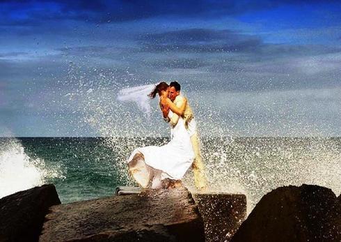 Fotografii traznite la nunta