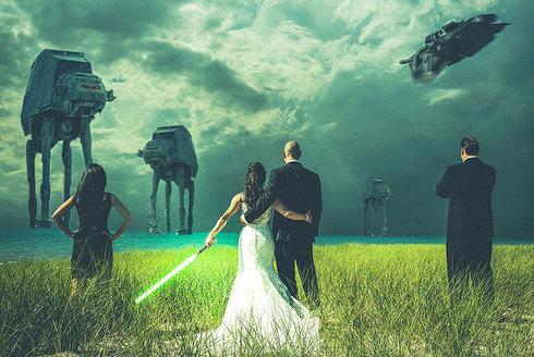 Sedinta foto neobisnuita pentru nunta