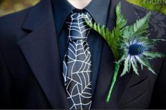 Cravata de Halloween