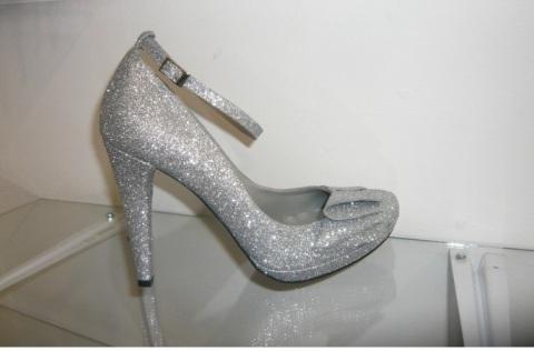 pantofi de mireasa piele intoarsa