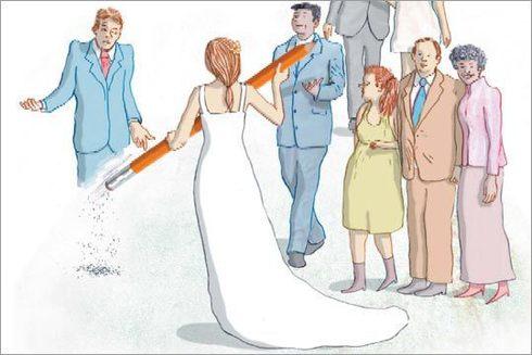 Trucuri ca sa faci lista de invitati la nunta