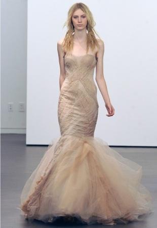 rochie de mireasa toamna